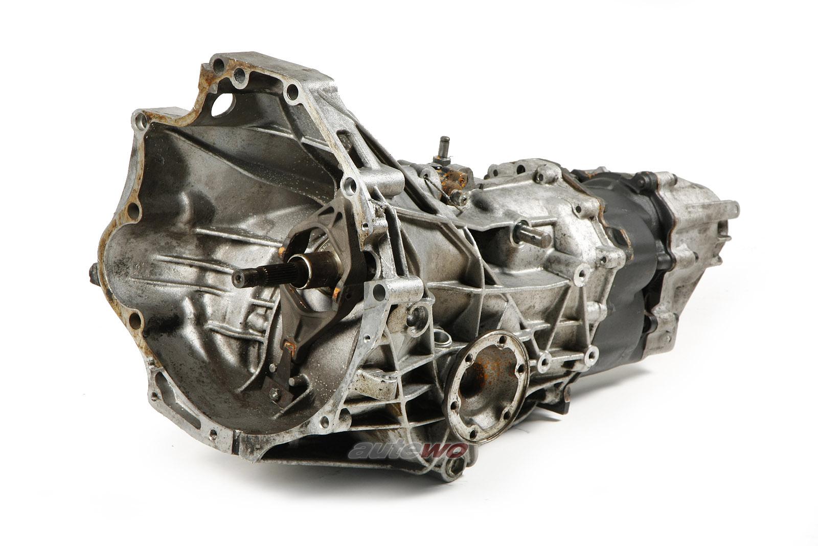 016300046HX Audi 100 Typ 44 2.23l Getriebe 5-Gang 5N 01107