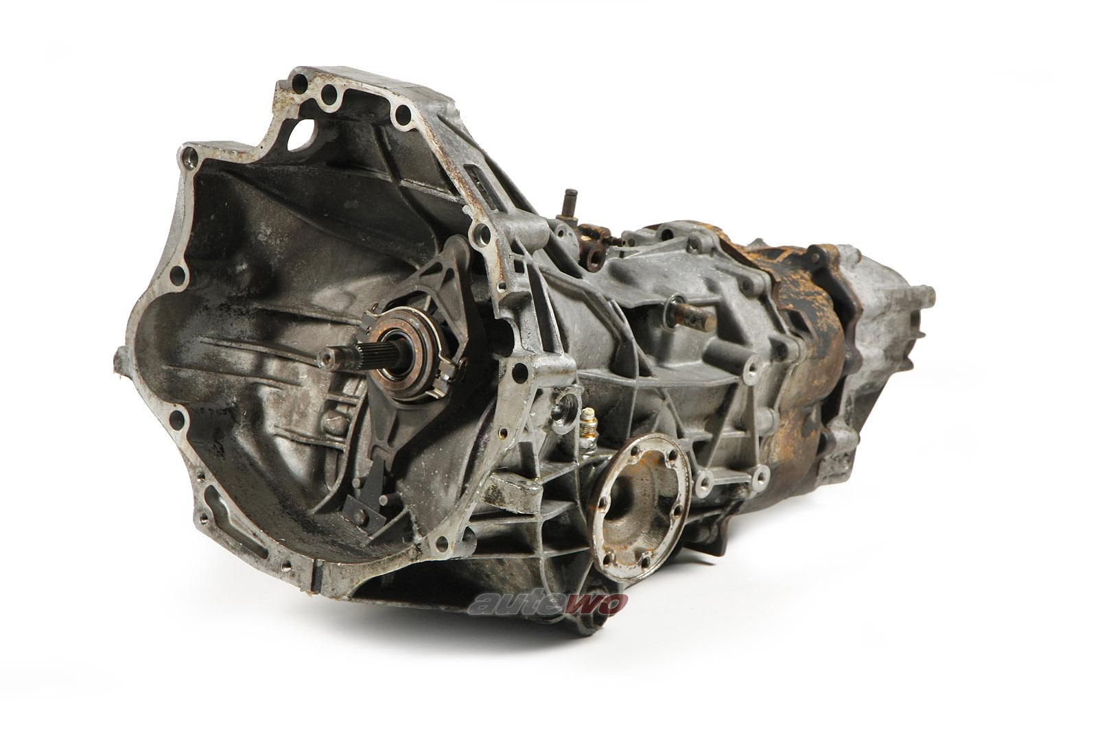 016300047JX Audi 100/200 Typ 44 2.2/2.23l Getriebe 5-Gang  AAZ 09016