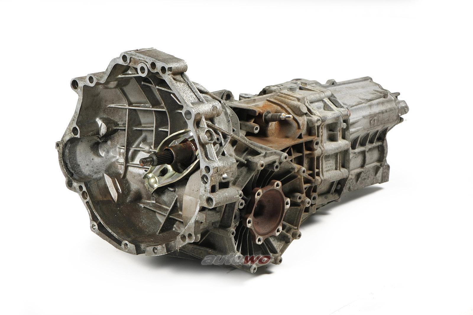 01X300044J Audi A4 8E/8H Cabrio 2.0l 6-Gang-Getriebe HCF 04012 auch für FYA
