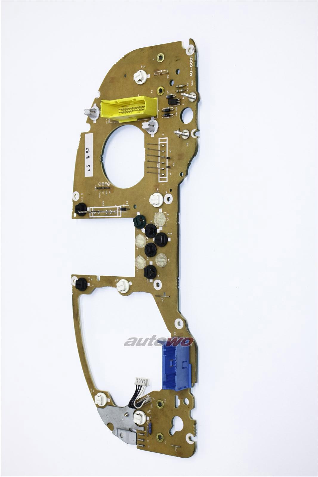 Audi 80/90 Typ 89/B4 Leiterplatte Instrument Nippon Seiki/UN4 894919059B