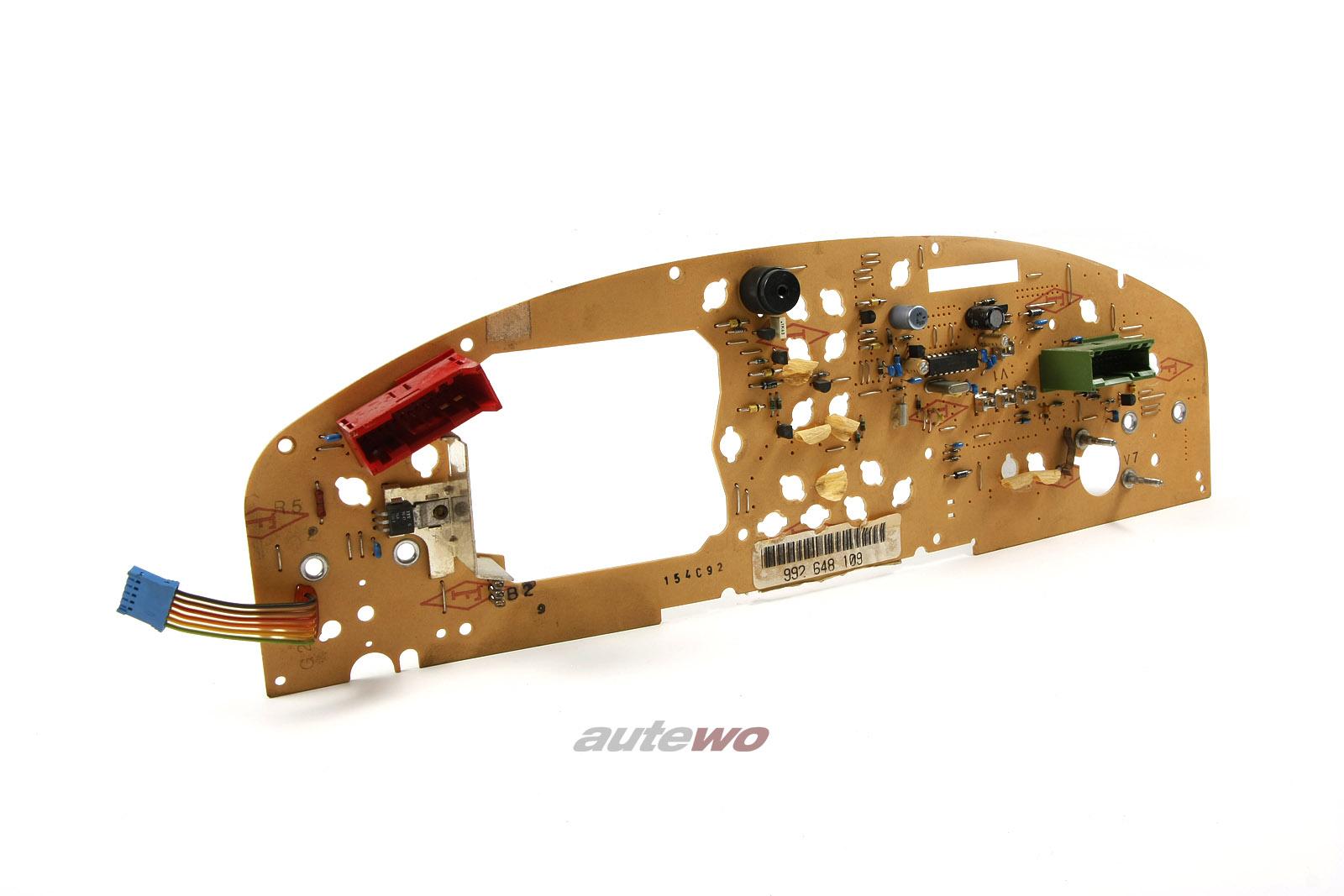 4A0919059S Audi 100 C4 2.6-2.8l Leiterplatine Kombiinstrument Zusatzinstrumente