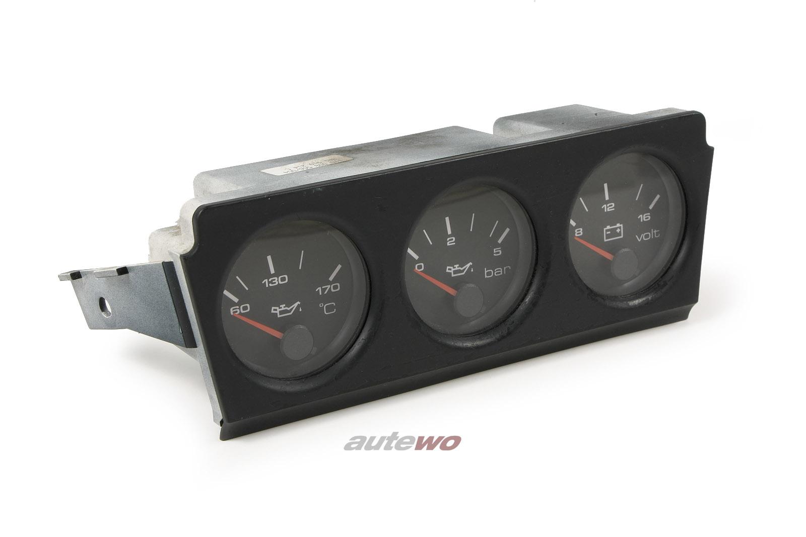 8A1919214C Audi 80 B4/Coupe/Cabrio Typ 89 Zusatzinstrumente