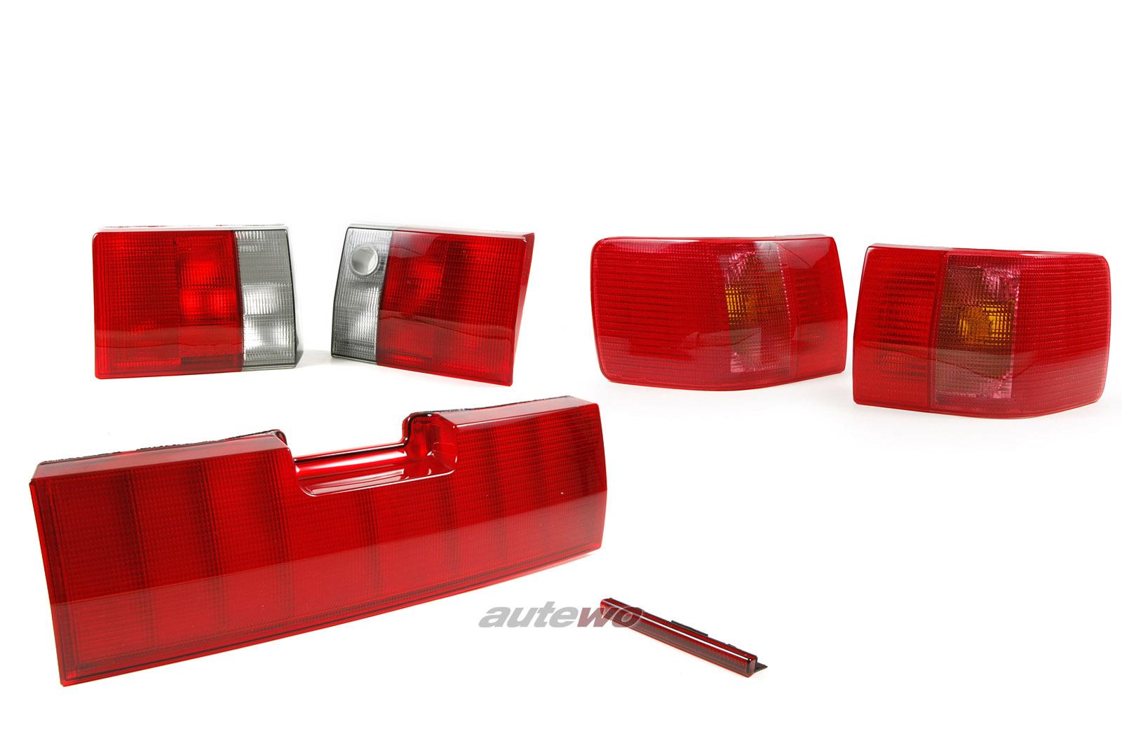 8A9945217/218/8A9945223A/224A/8A9853489B NEU Audi RS2 SET Rückleuchten