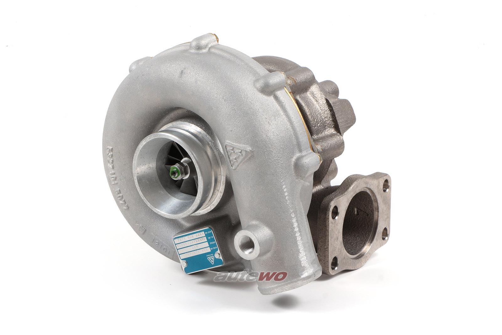 035145703G NEU Audi Sportquattro 2.2l 5 Zylinder 20V Turbo Original Turbolader