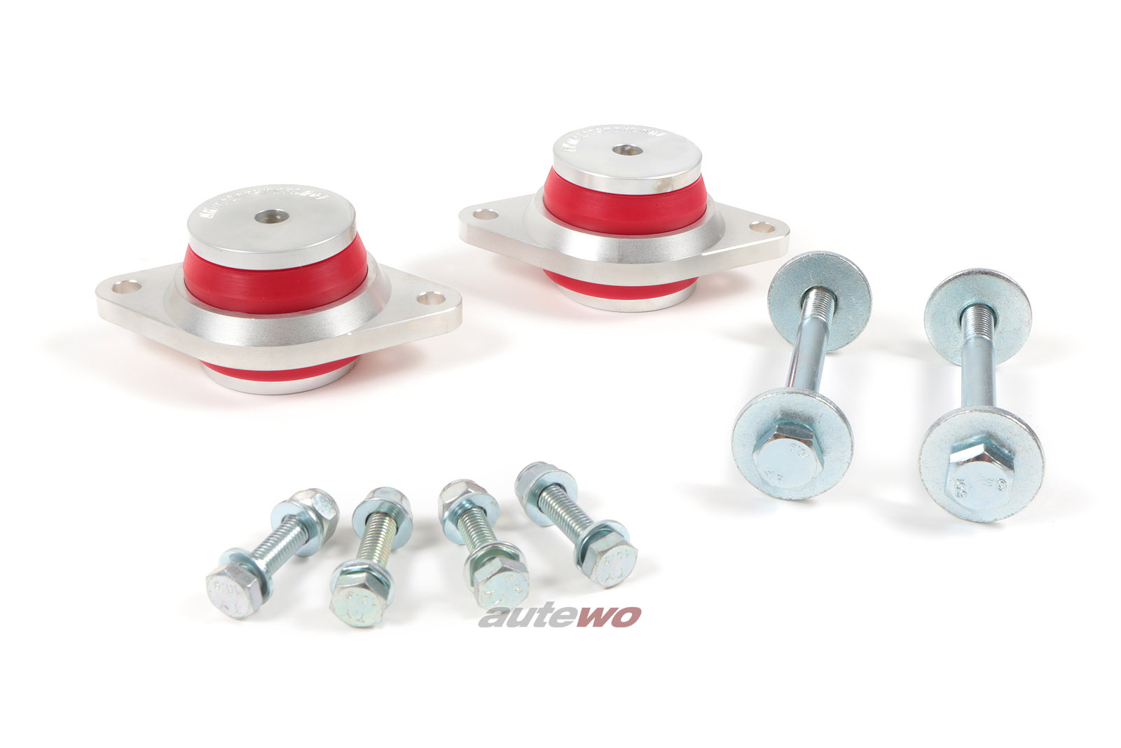 AK Motorsport PU-Getriebelager 5 Zylinder Audi 80/90 Coupe Typ 81/85/89/B4/RS2