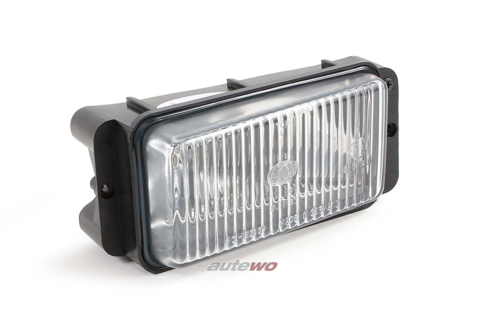 NEU Audi 100/200 43/Urquattro Nebelscheinwerfer HELLA links entspricht 437941723