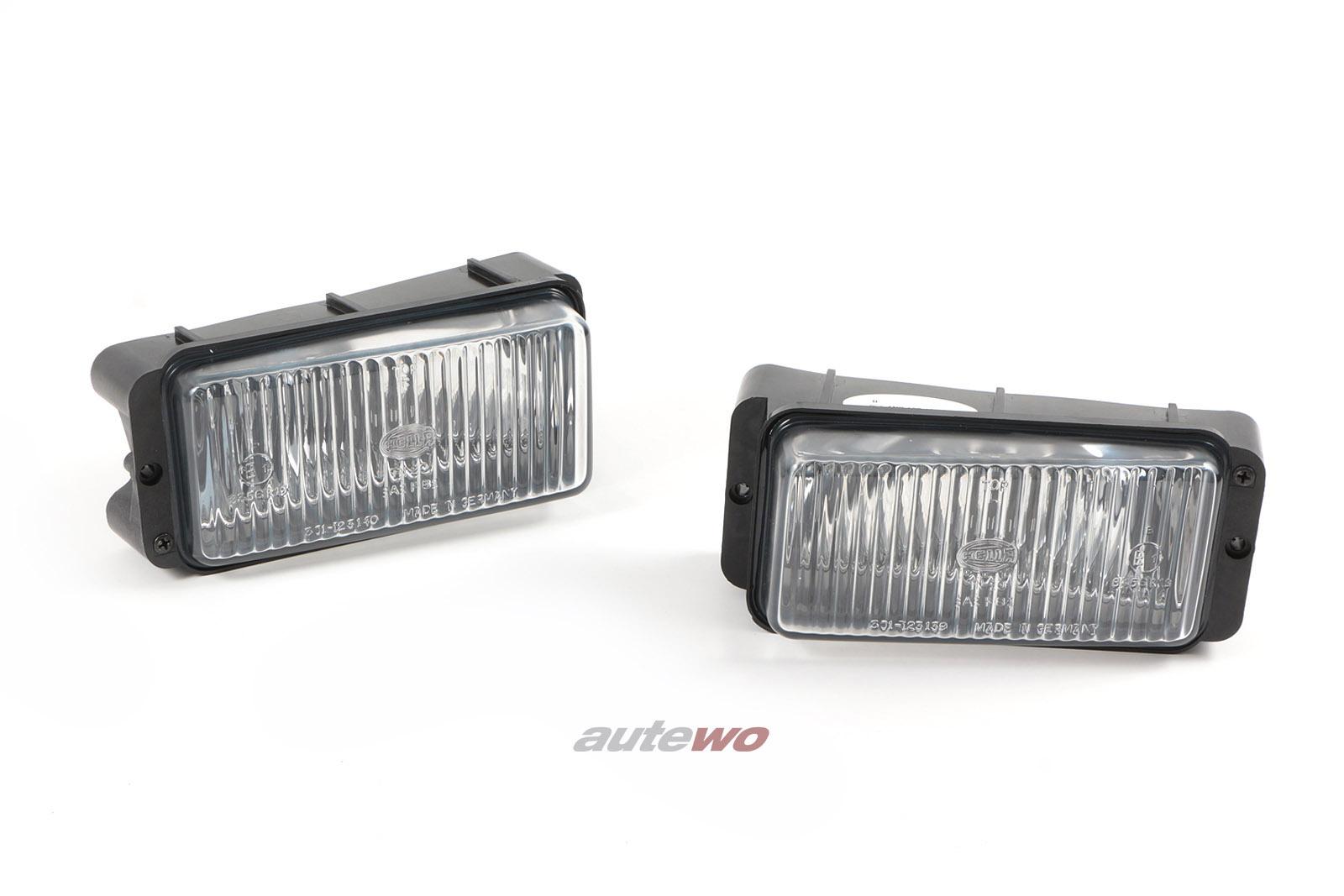 NEU Audi 100/200 43/Urquattro Nebelscheinwerfer entsprechen 437941723 & 43794172