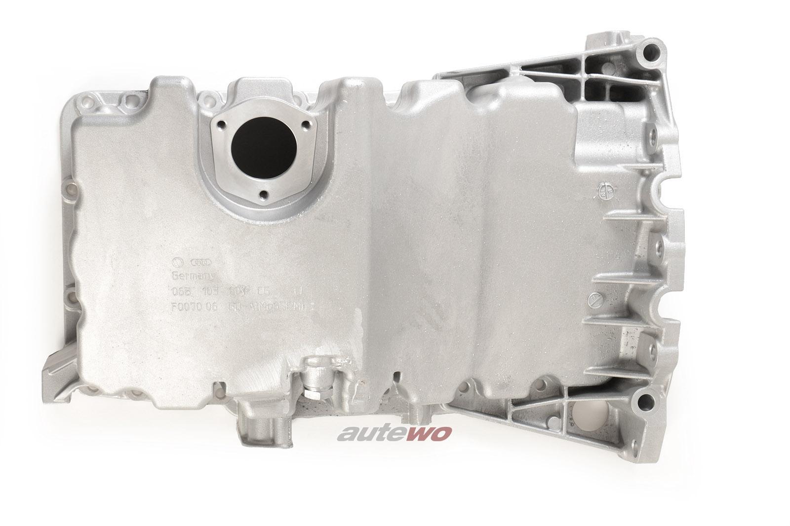06D103598/06B103601CG NEU Audi A4 8E/B7/Cabrio 8H /A6 4F 2.0l TFSI Ölwanne