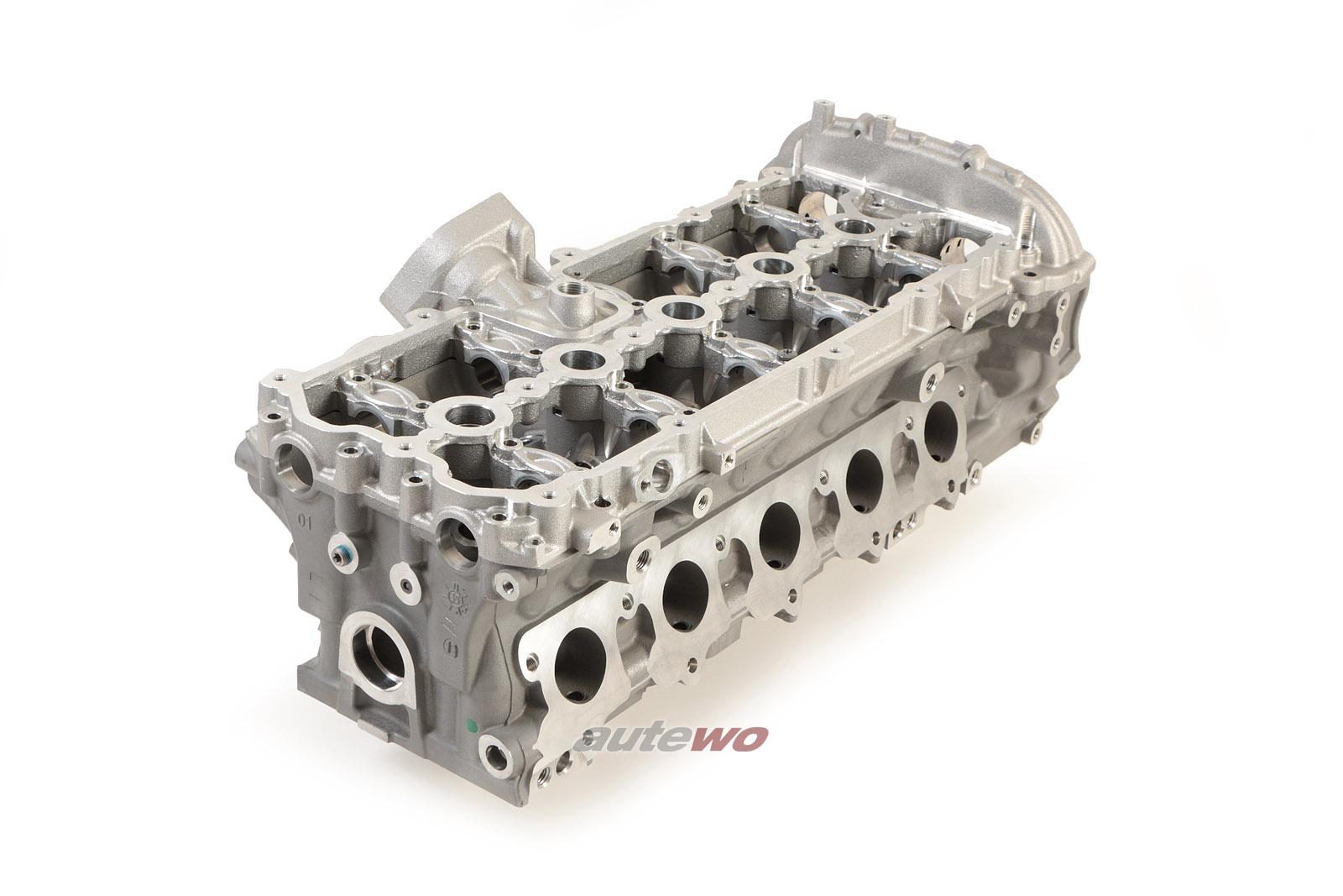 07L103353AH/07L103373T NEU Audi R8 V10 5.2l TFSI BUJ Zylinderkopf Links