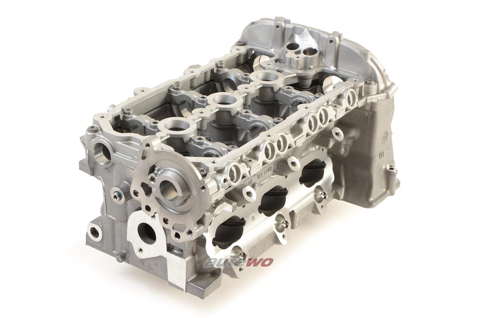 06E103354BP/06E103374BK NEU Audi A6 4F/S4 8K/S5 8T 3.0l Zylinderkopf Rechts