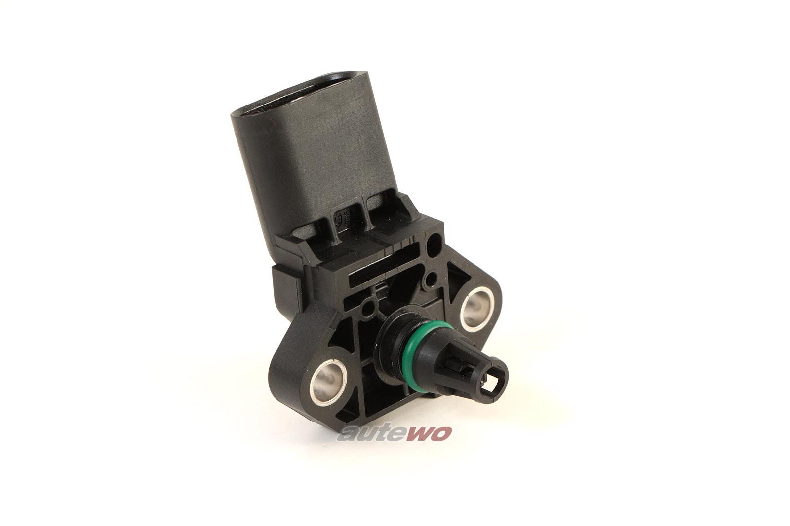 03G906051E NEU Audi A1/A3/S3/RS3/A4/A5 8T/A6 4F/4G/A8 D4/Q3/Q5 Drucksensor