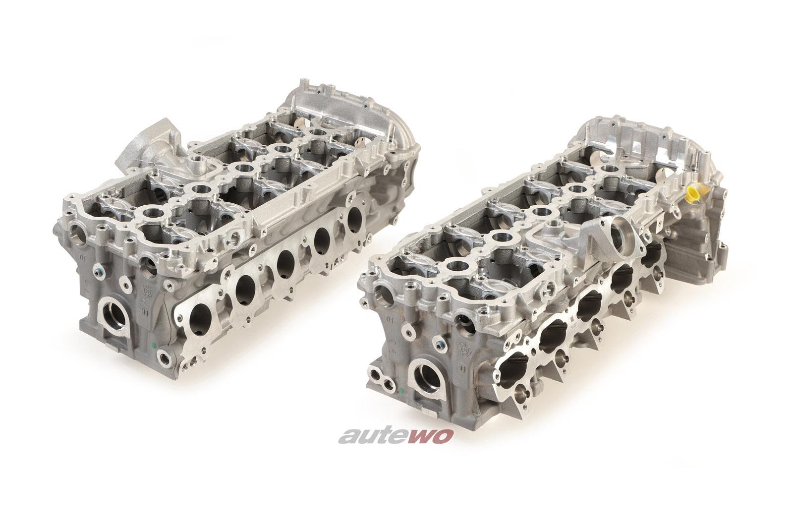 07L103353AH/07L103354AH NEU Lamborghini Gallardo LP 560 CEH Zylinderköpfe