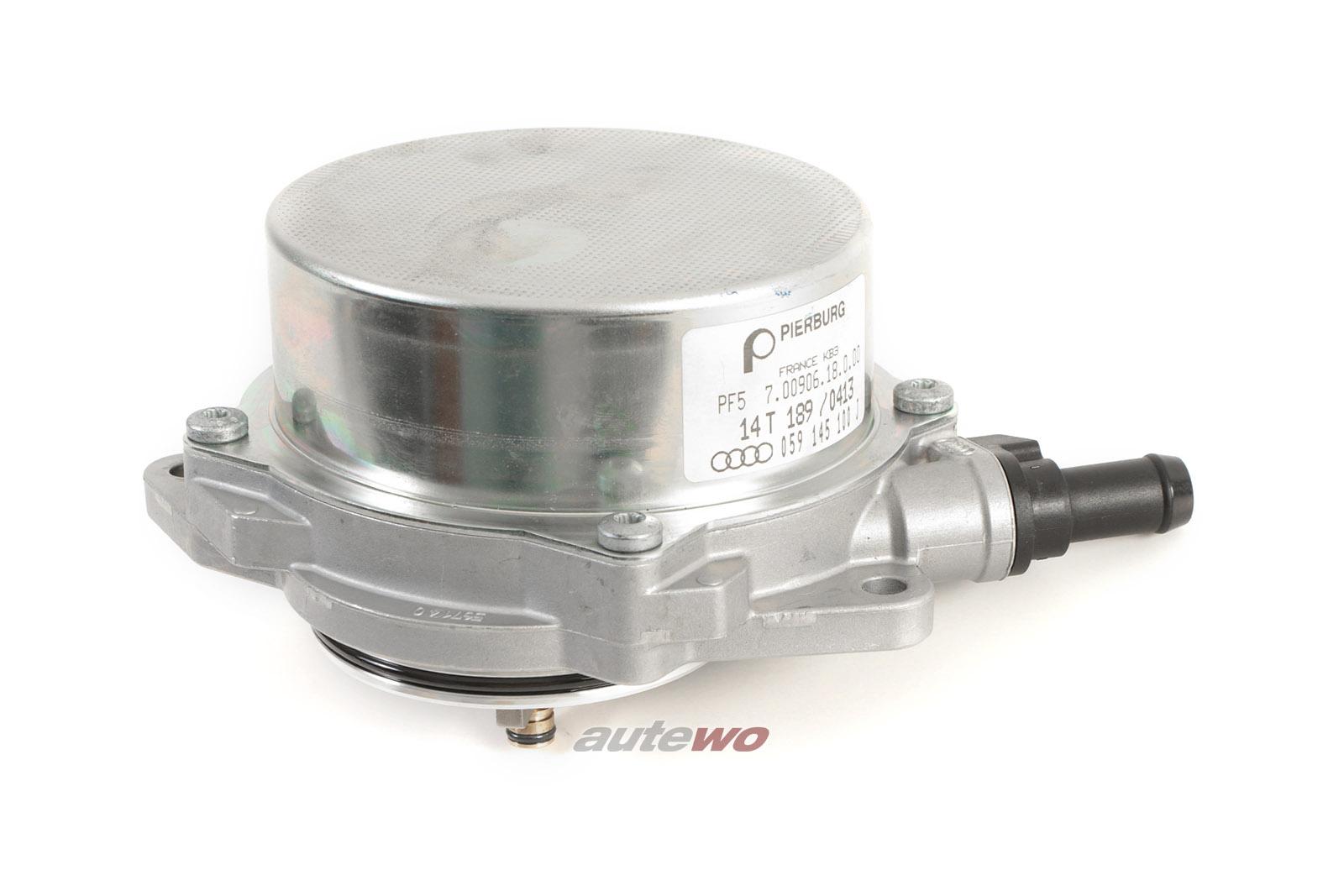 059145100J NEU Audi/VW A6 4F/A8 D4/4H/Q7 2.7/3.0/4.2l TDI Unterdruckpumpe