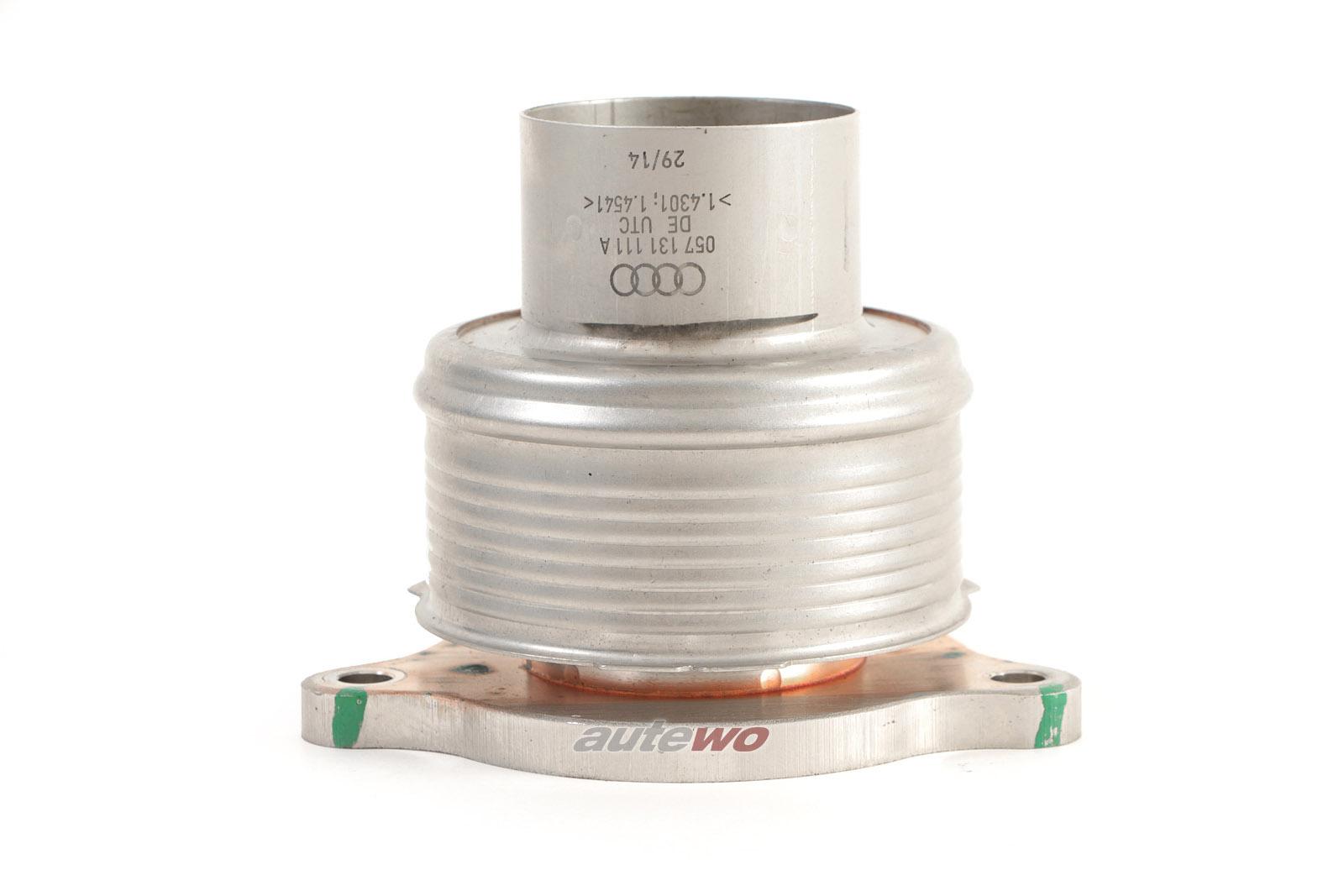 057131111A NEU Audi A8 D4/4H 4.2l TDI Dämpfer Turbolader