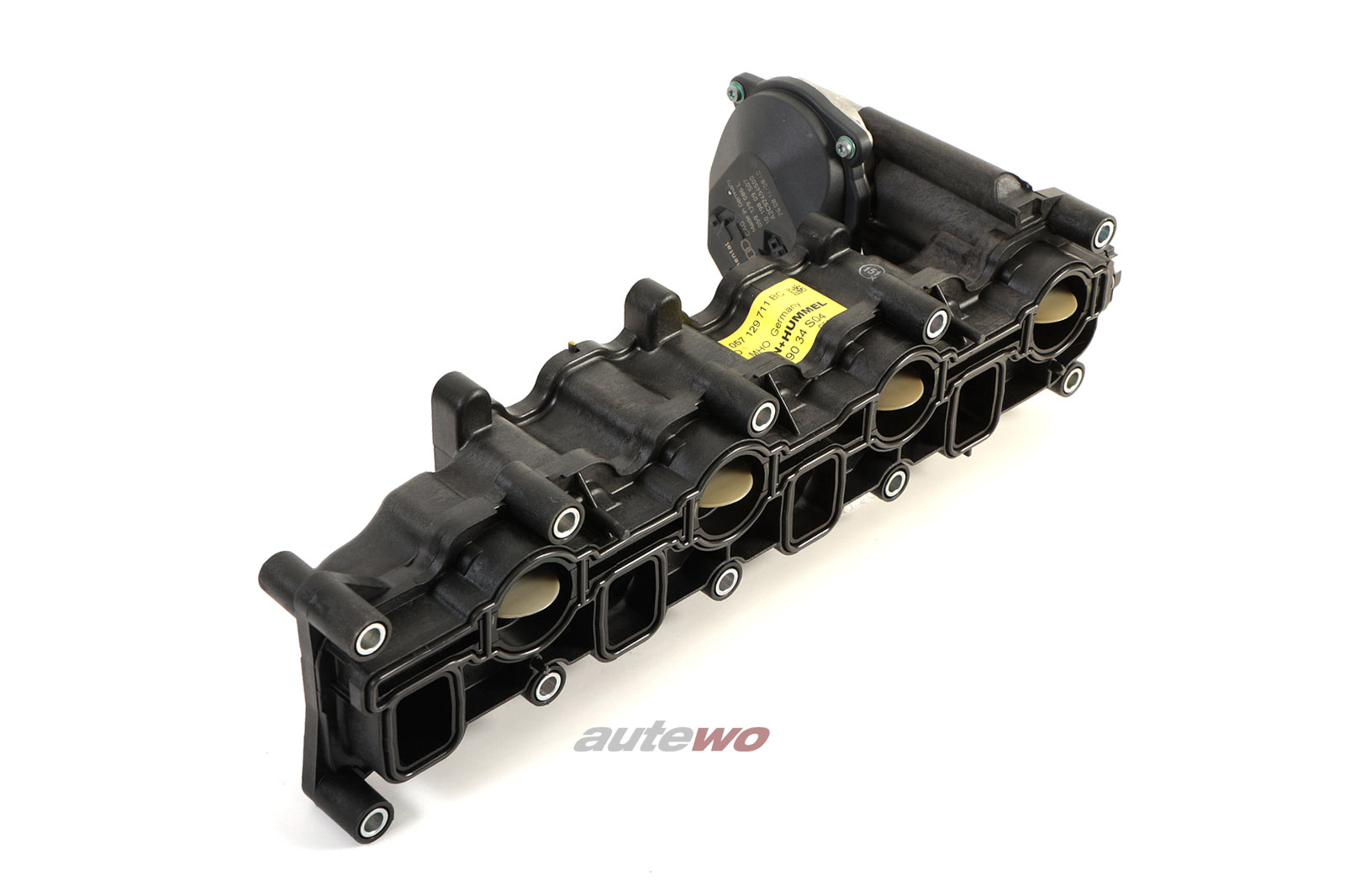 057129711AM 057129711BC/059129086L NEU Audi A8 D4/4H 4.2l TDI Saugrohr Links