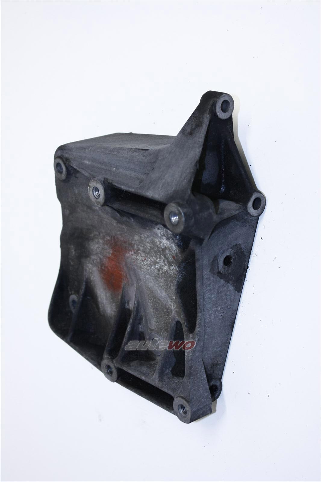 Audi 80 Typ 89/B4/100/A6 C4 4 Zylinder Halter Klima-Kompressor 050260885D
