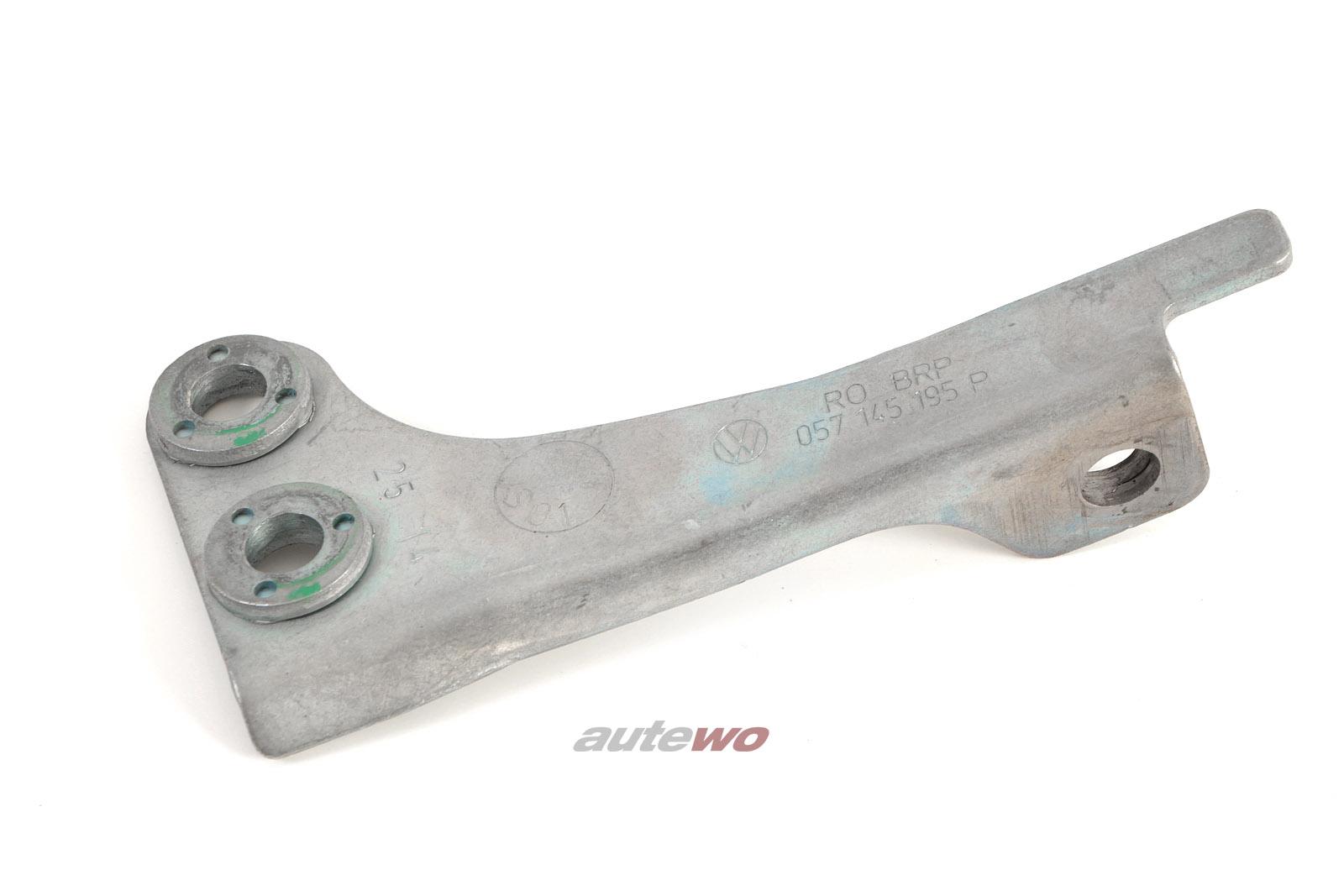 057145195P NEU Audi A8 D4/4H 4.2l TDI Halter Turbolader Links