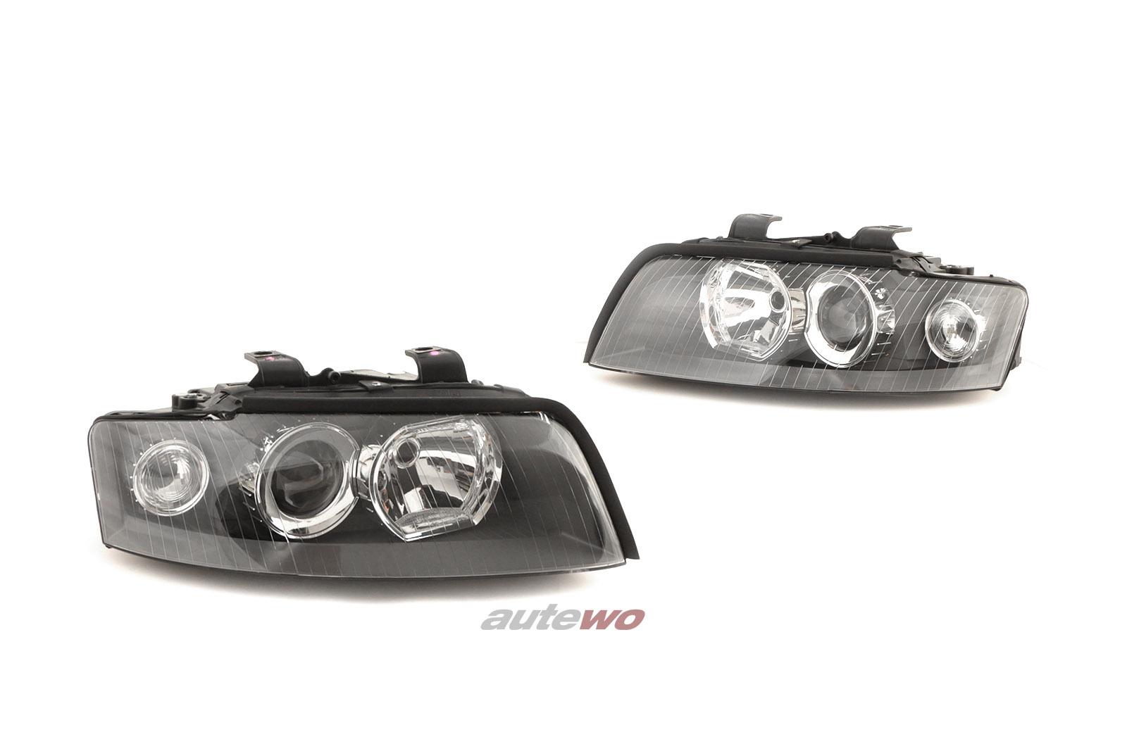 8E0941029T/BG & 8E0941030T/BG NEU Audi A4/S4 8E SET Bi-Xenon-Scheinwerfer