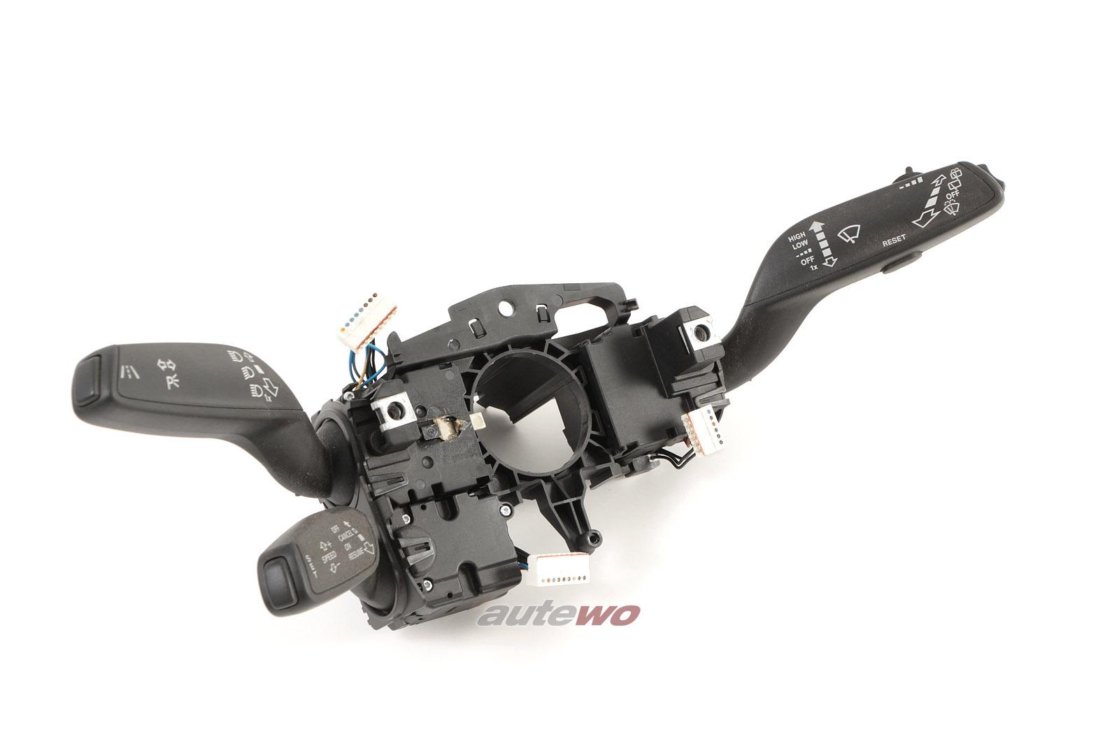 8V0953521DC 8V0953502Q NEU Audi A3/S3 8V Lenkstockschalter Spur/MFA/Tempomat