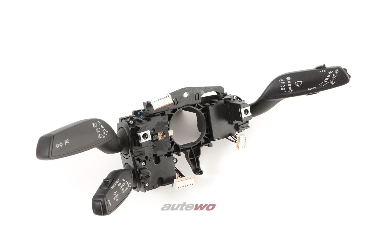 8V0953521CL 8V0953502E NEU Audi A3/S3 8V Lenkstockschalter MFA/Tempomat/Distanz