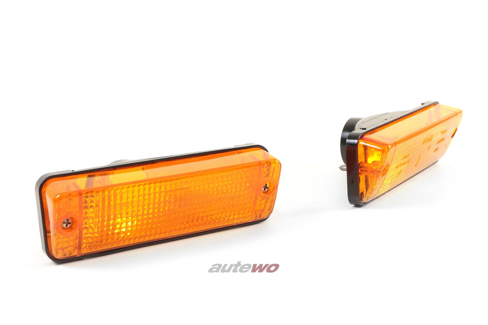 443953055/443953056 NEU Audi 200 20V Typ 44 Orig. Blinker Paar Vorne