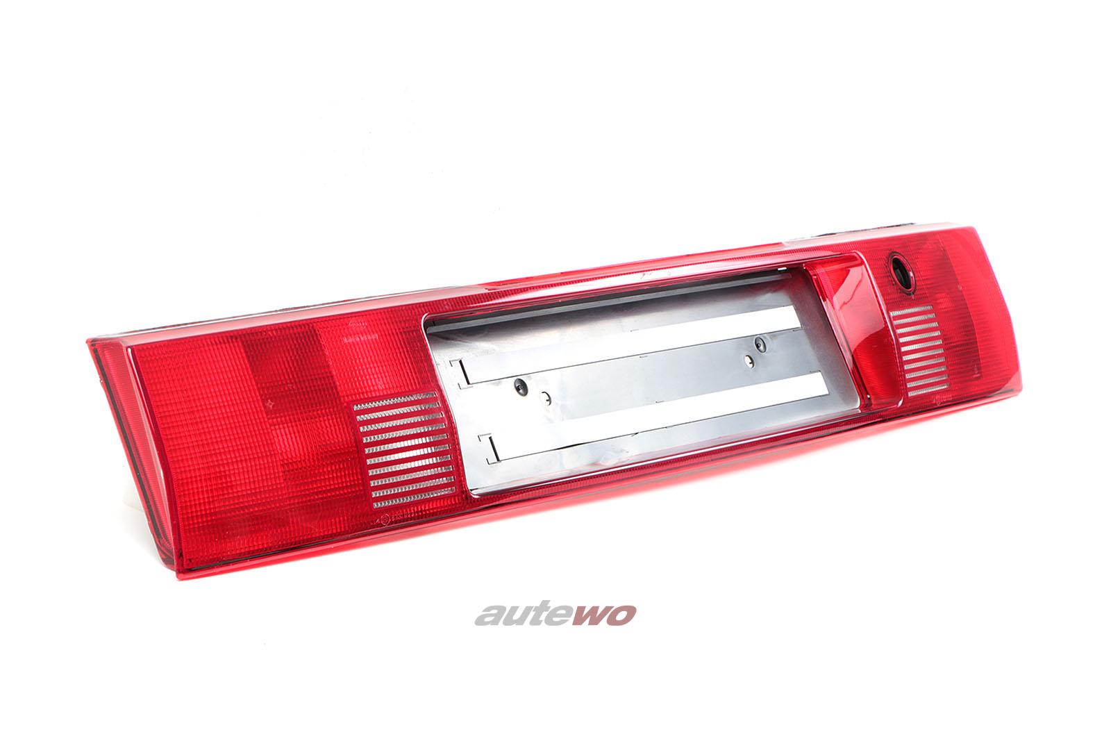 893945225E NEU&ORIGINAL Audi 80/90 Typ 89/B4 Rückleuchtenband/Kennzeichenblende