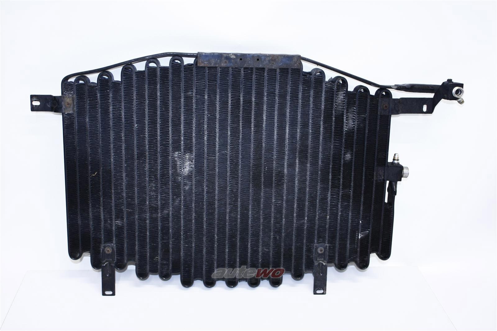 Audi 100 C4 Kältemittel-/Klima-Kondensator R12 4A0260403A 4A0260401A