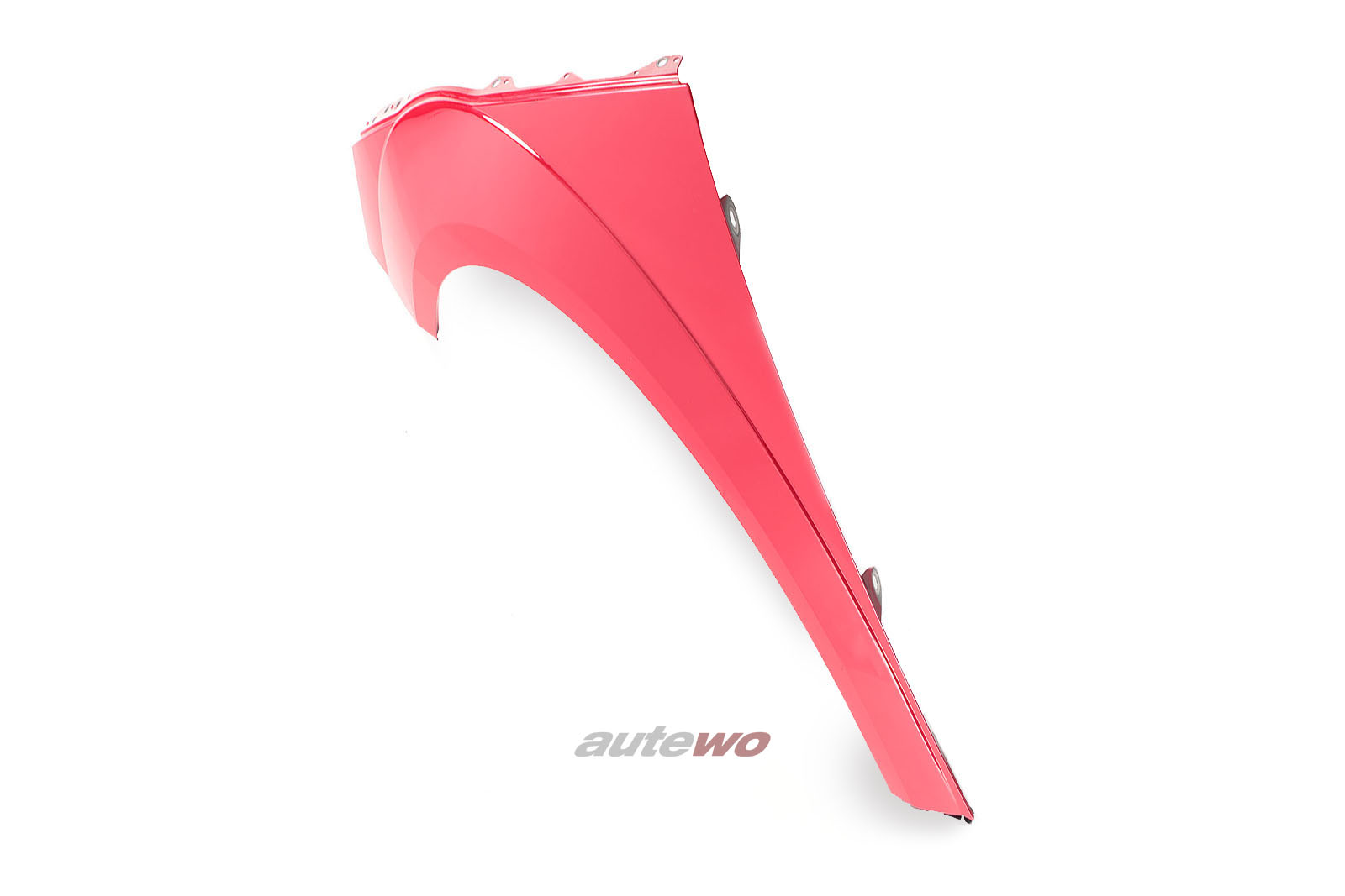8S0821021 8S0821117A Audi TT 8S Kotflügel vorne links LY3U Tangorot-metallic