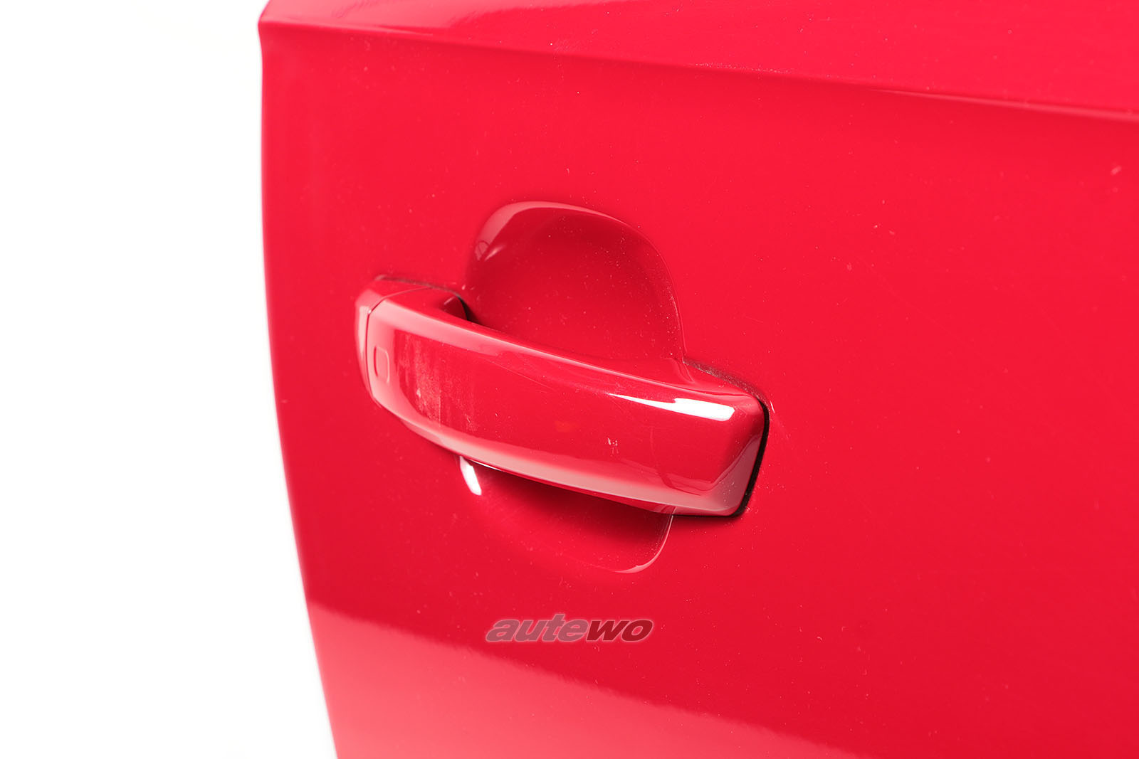 8S0831052 Audi TT/TTS 8S Tür vorne rechts LY3U Tangorot-metallic