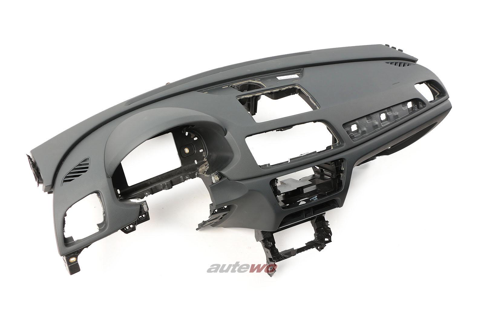 8U1857001L 8U1858041 Audi Q3 8U Armaturenbrett Vorne soul schwarz