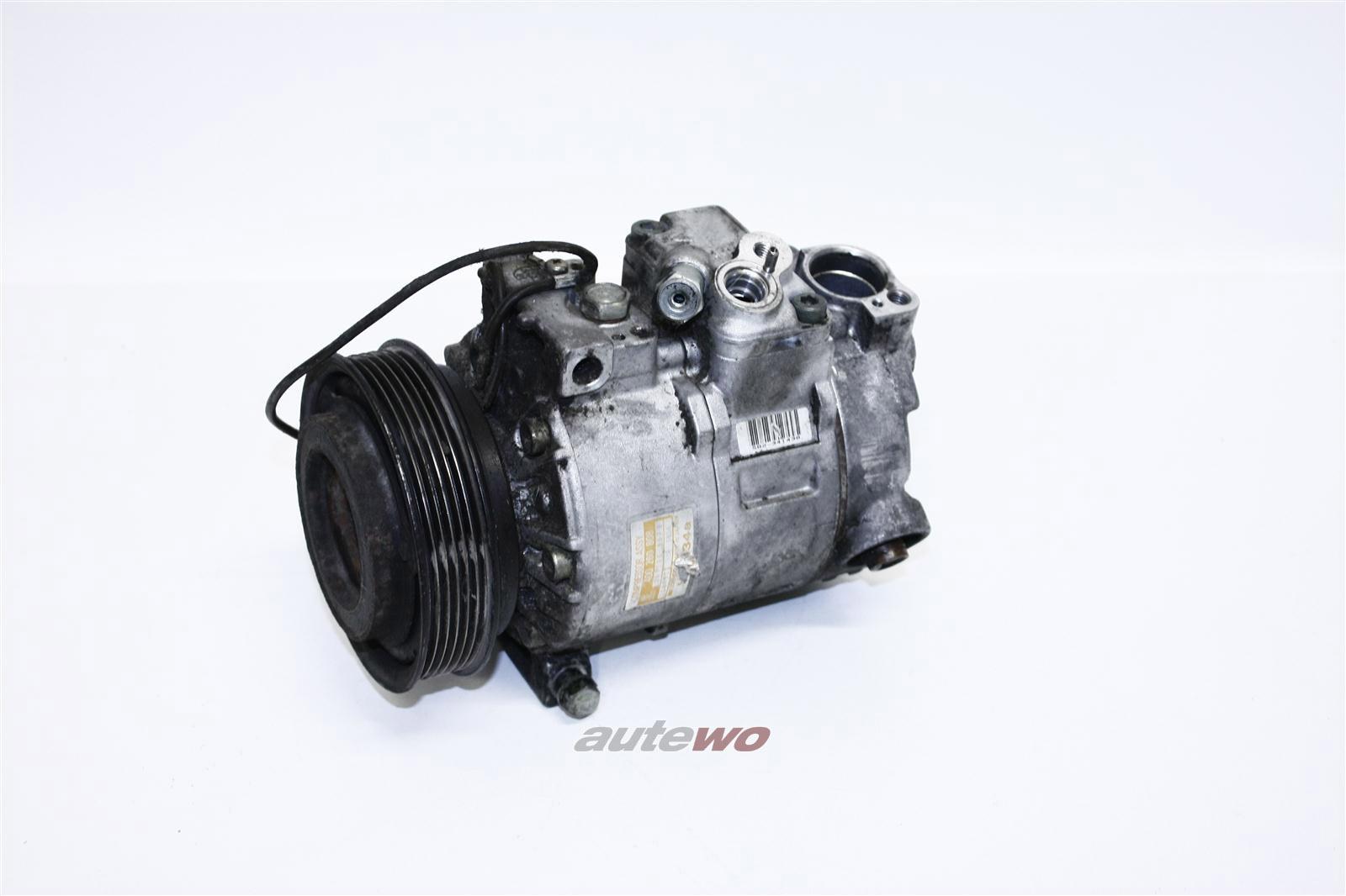 Audi A4/A6/A8 6 Zylinder Klima-Kompressor DENSO 4B0260805B 4D0260808
