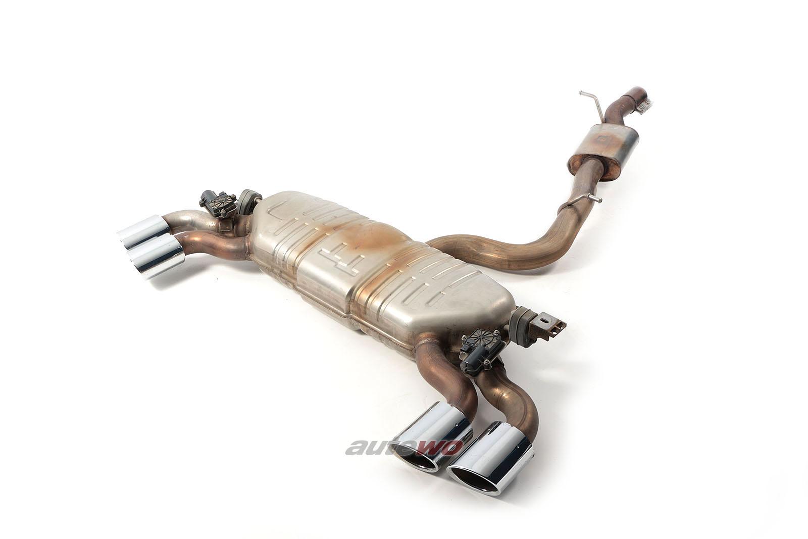 8S0253411A/8S0253611F Audi TTS 8S 2.0l TFSI Abgasanlage komplett