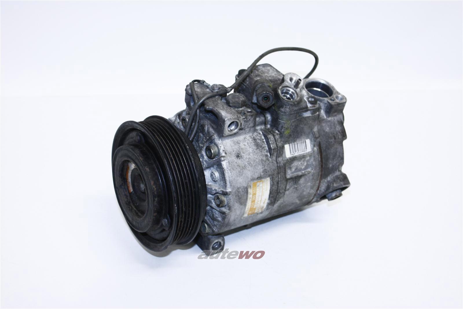 Audi A4/A6/A8 6 Zylinder Klima-Kompressor DENSO 4B0260805B/4D0260808