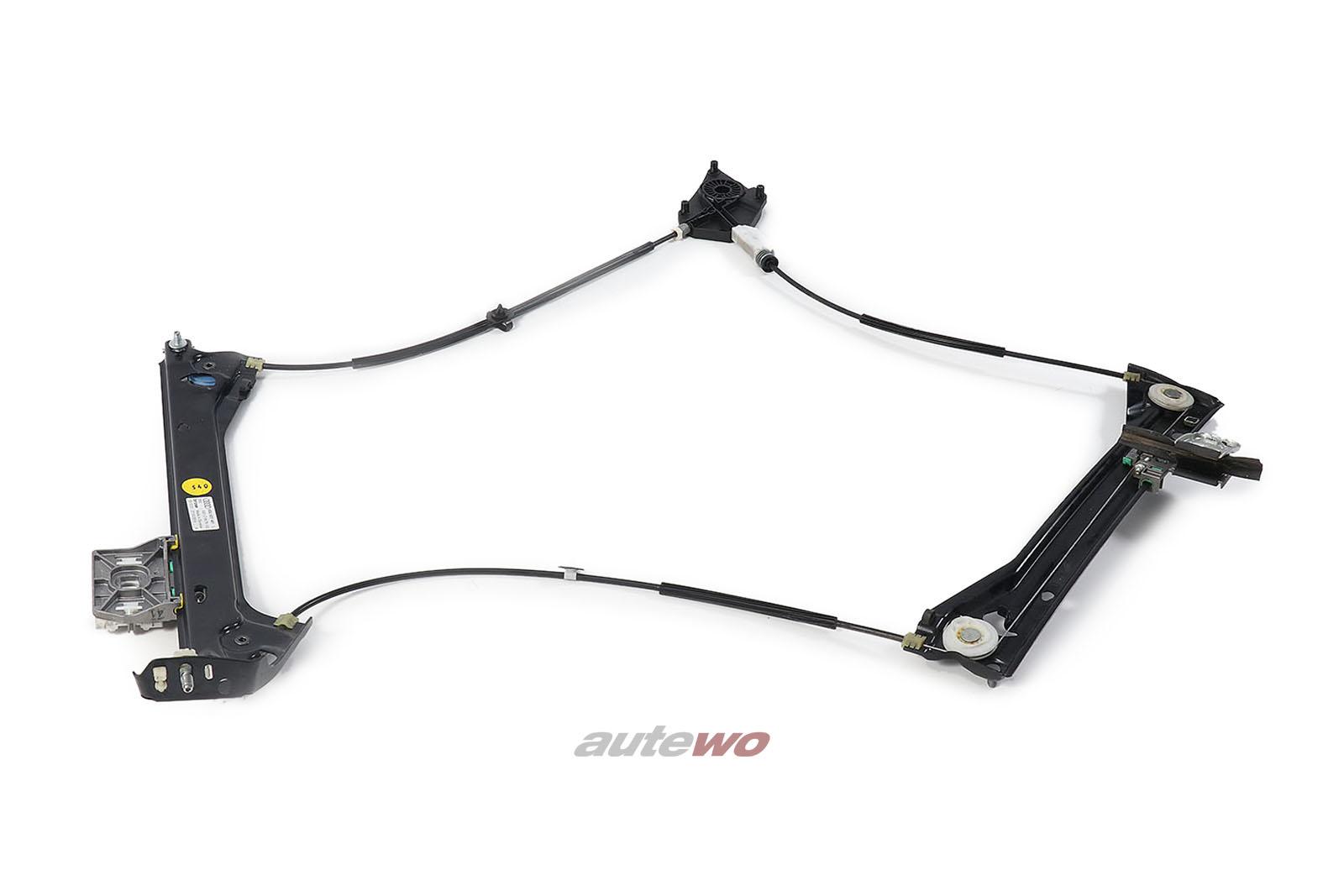 8S0837461 Audi TT/TTS 8S Coupe/Roadster Fensterheber-Gestänge Vorne links
