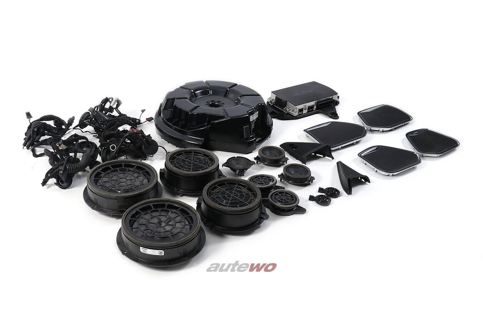 Audi Q3/RSQ3 8U BOSE-Soundsystem Lautsprecher/Subwoofer/Verstärker