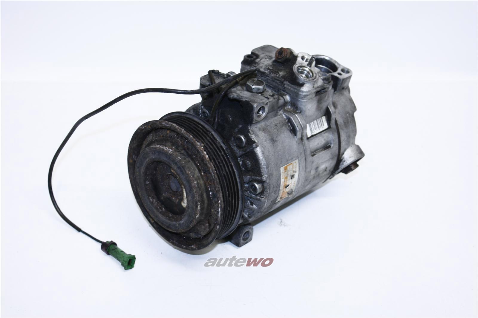 Audi A4/A6/A8 6 ZylinderKlima-Kompressor DENSO 4B0260805B/4B3260808