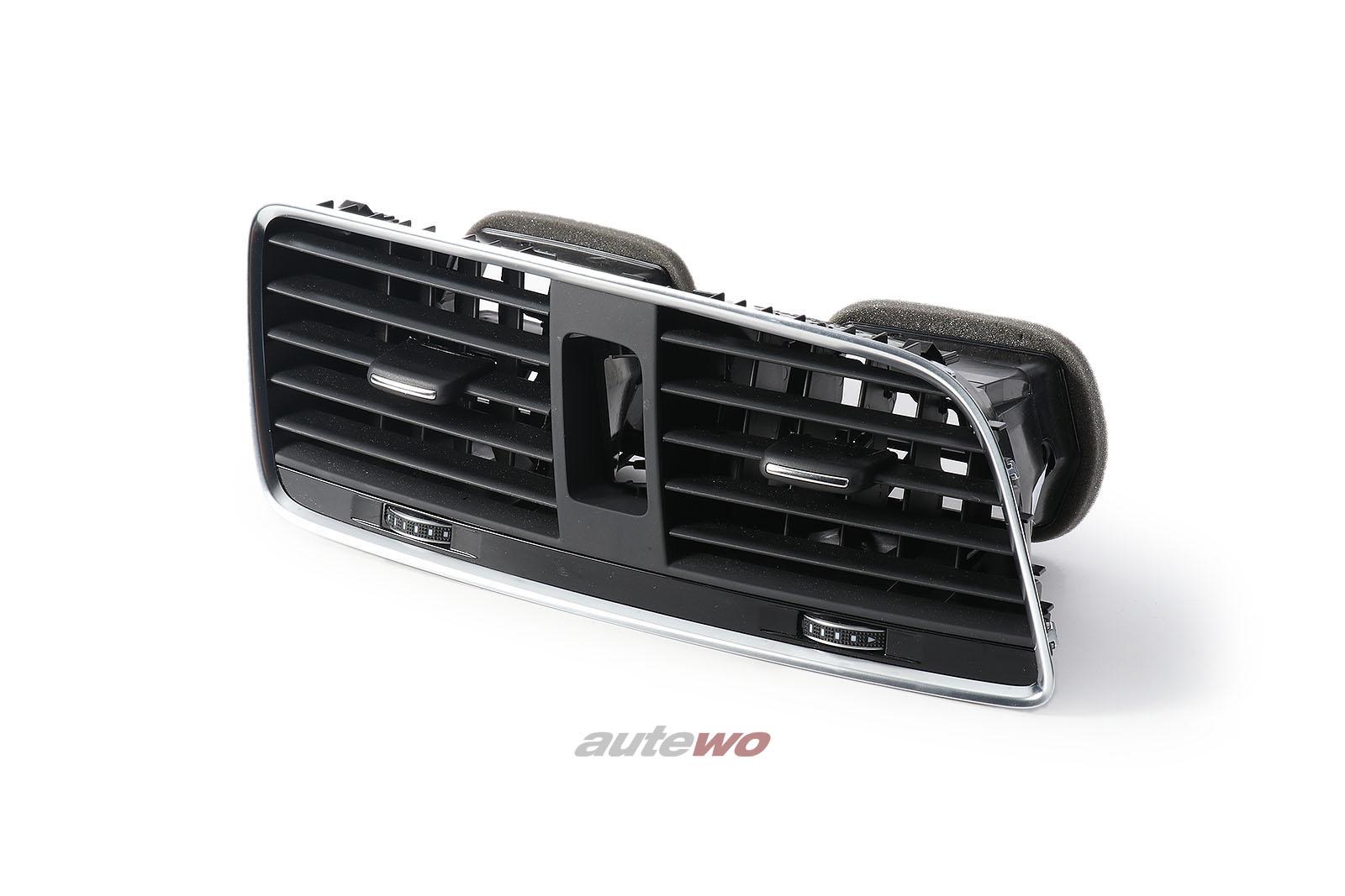 8U1820951C Audi Q3/RSQ3 8U Luftausströmer Armaturenbrett Mitte