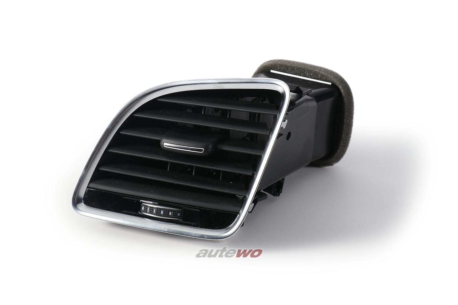 8U1820901C Audi Q3/RSQ3 8U Luftausströmer Armaturenbrett Links