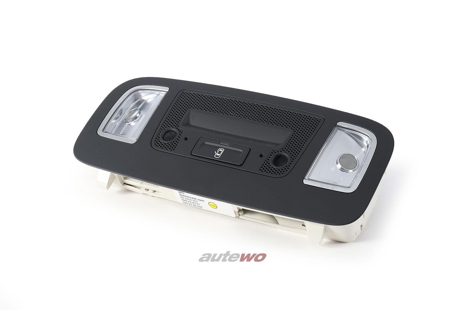 8V7947135E/5Q0951171 Audi TT/TTS 8S/FV Innenleuchte + Ultraschallsensor