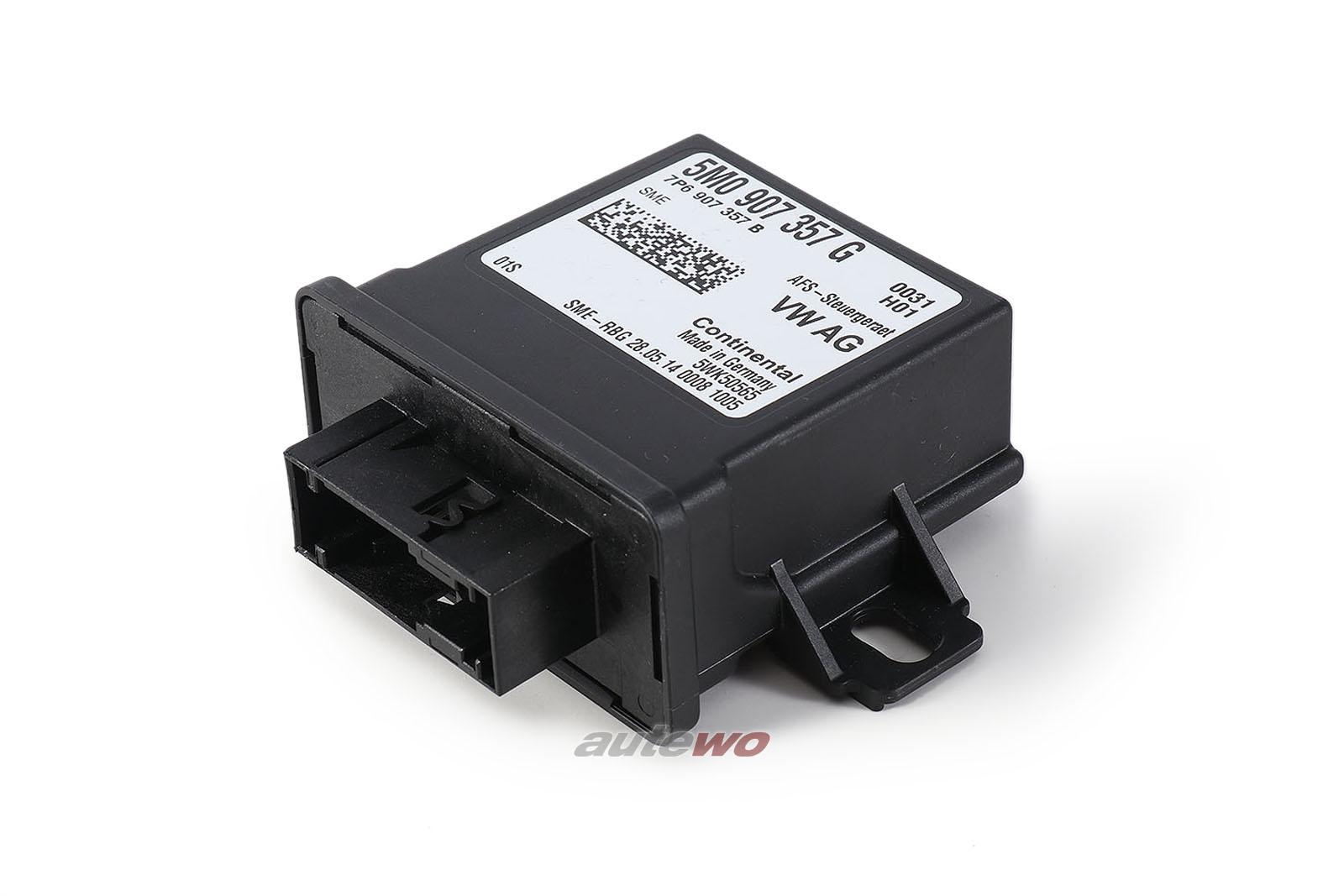 5M0907357G AUDI Q3/RSQ3 8U Steuergerät Kurvenlicht + Leuchtweitenregelung
