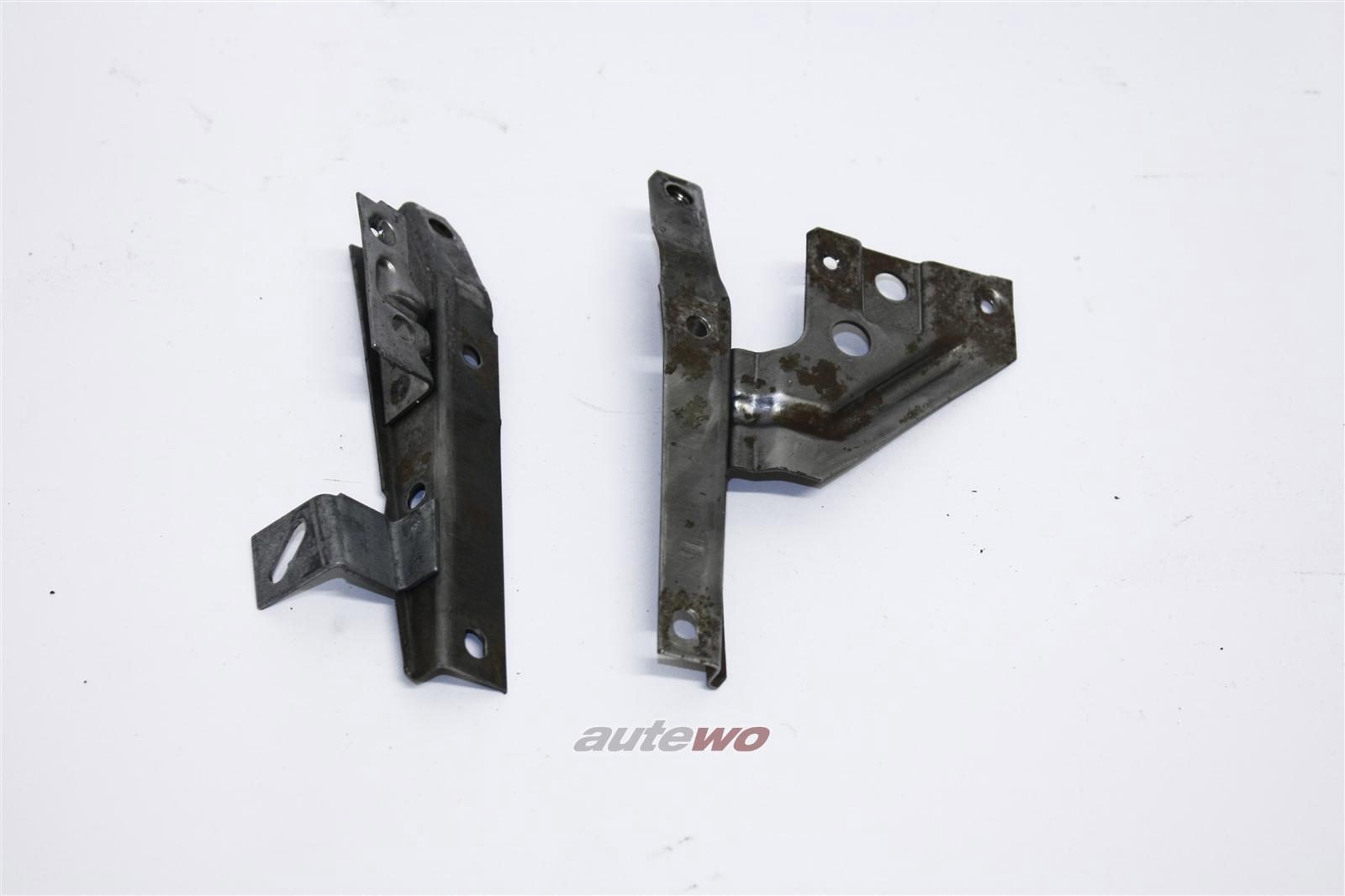 Audi 100/200 Typ 44 Halter Handschuhfach 443857287 & 443857288