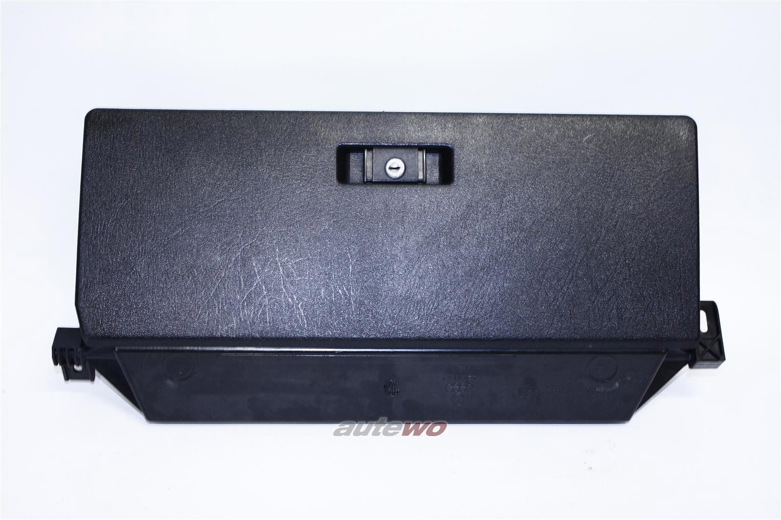 Audi 100/200 Typ 44 Handschuhfach 01C Schwarz 443857035
