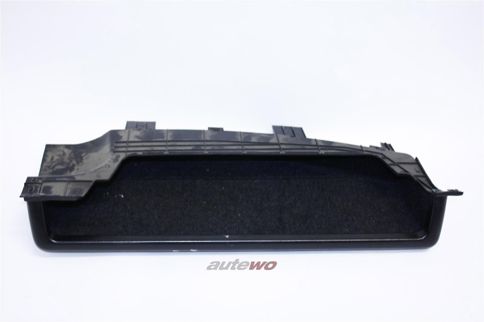 Audi 100/200 Typ 44 Ablagefach Amaturenbrett Rechts 01C Schwarz 443863076H