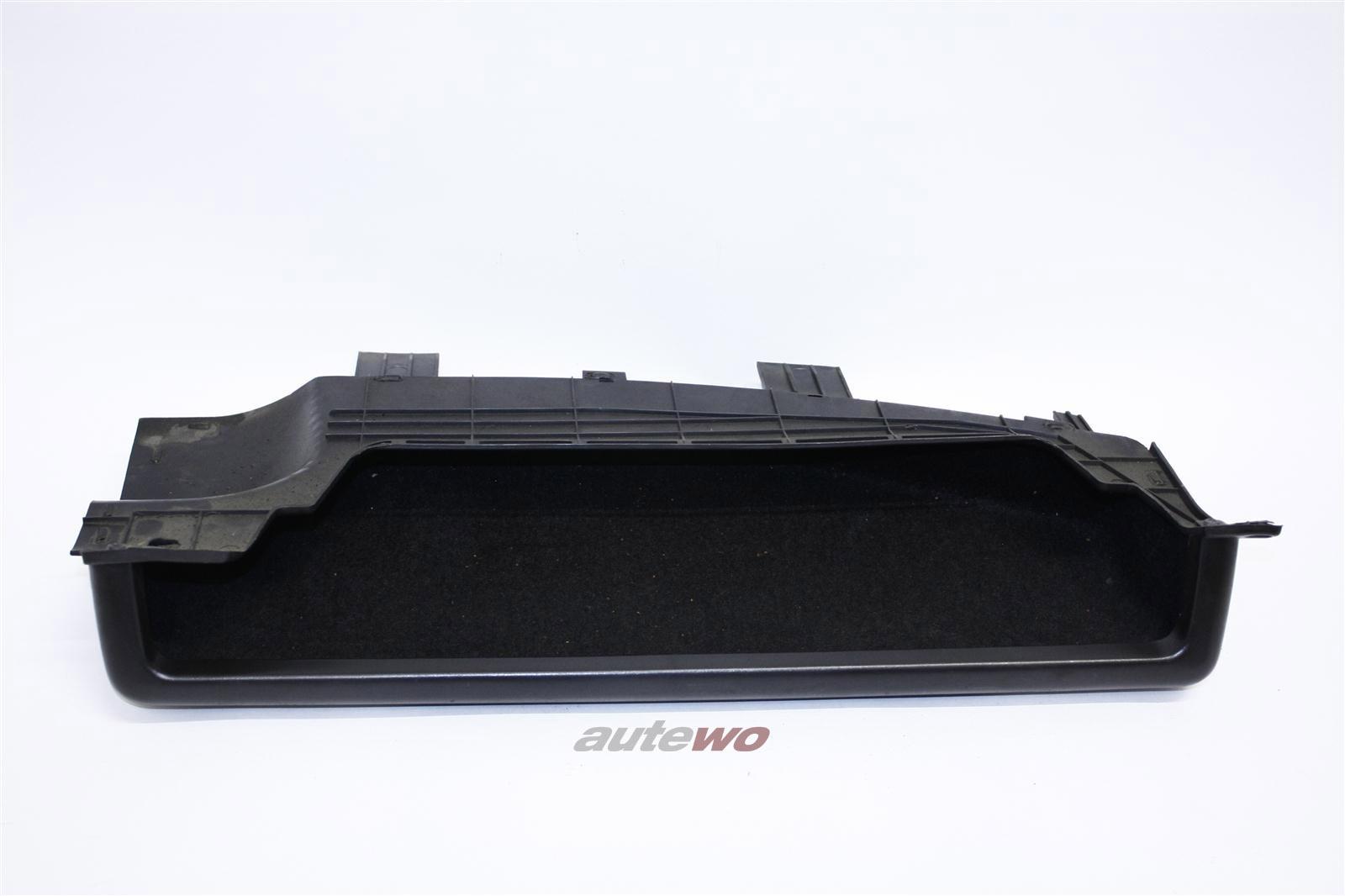 Audi 100/200 Typ 44 Ablagefach Amaturenbrett Rechts 01Z Negro 443863076H