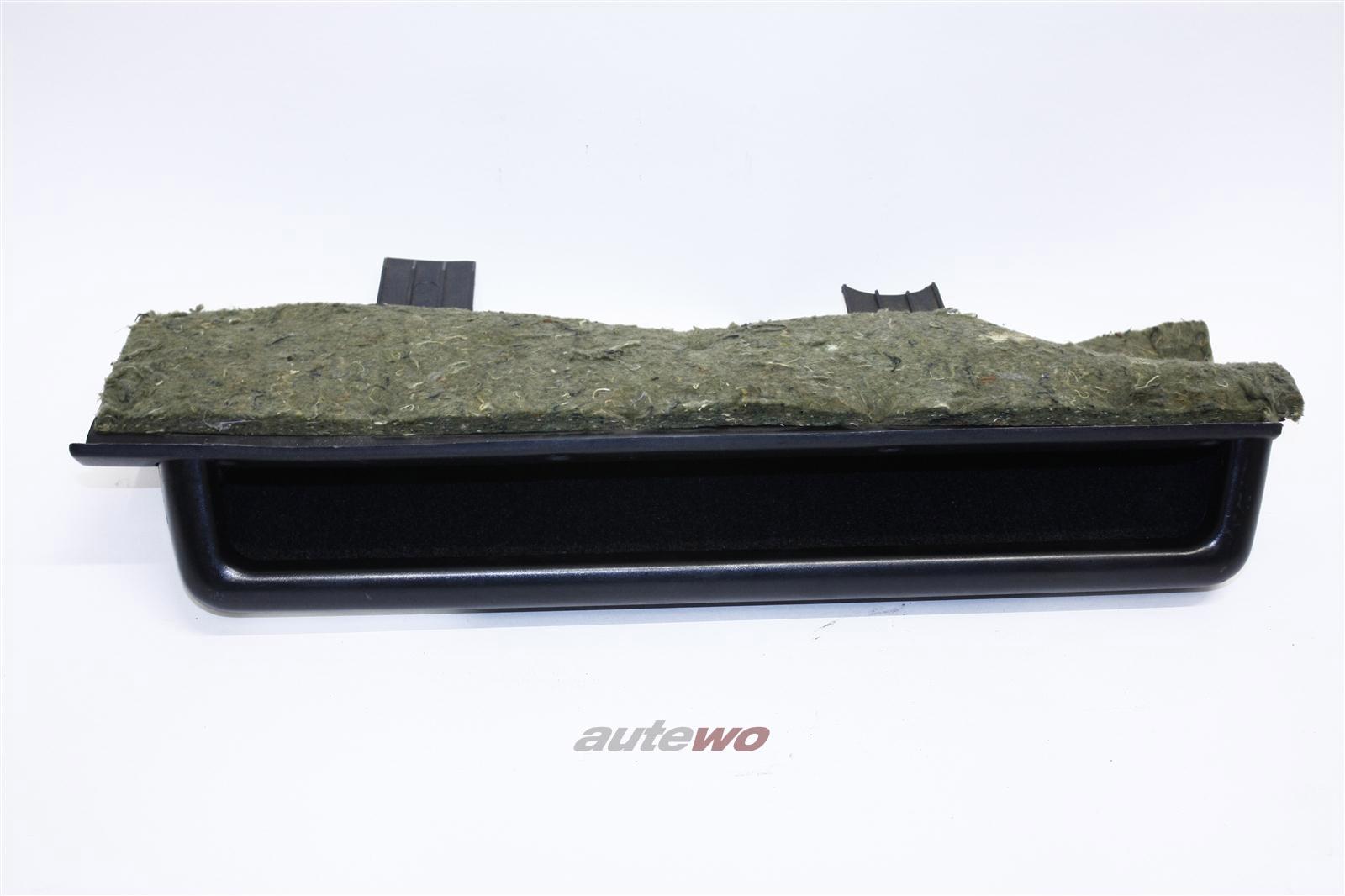 Audi 100/200 Typ 44 Ablagefach Amaturenbrett Links 01C Schwarz 443863075