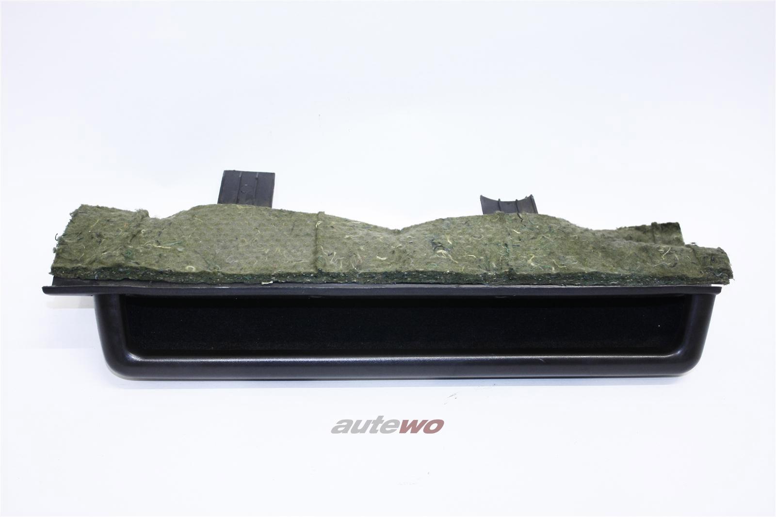 Audi 100/200 Typ 44 Ablagefach Amaturenbrett Links 01Z Negro 443863075