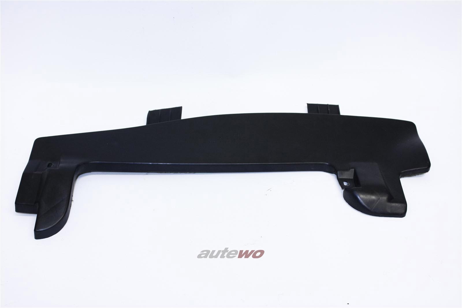Audi 100/200 Typ 44 Abdeckung Amaturenbrett Rechts Schwarz 443863084K