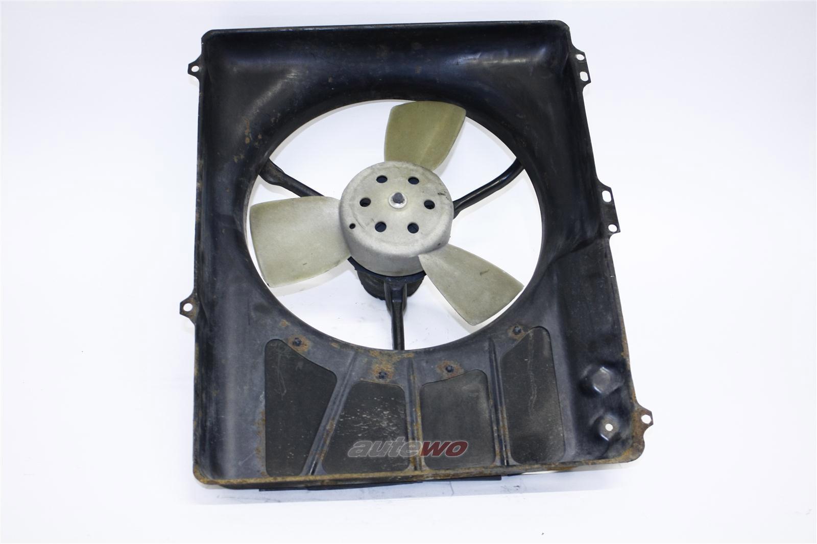 Audi 80/90 Typ 81/85/89/B4 2.0-2.3l Elektrolüfter + Lüfterring 323959455A & 893121207A 431959455A