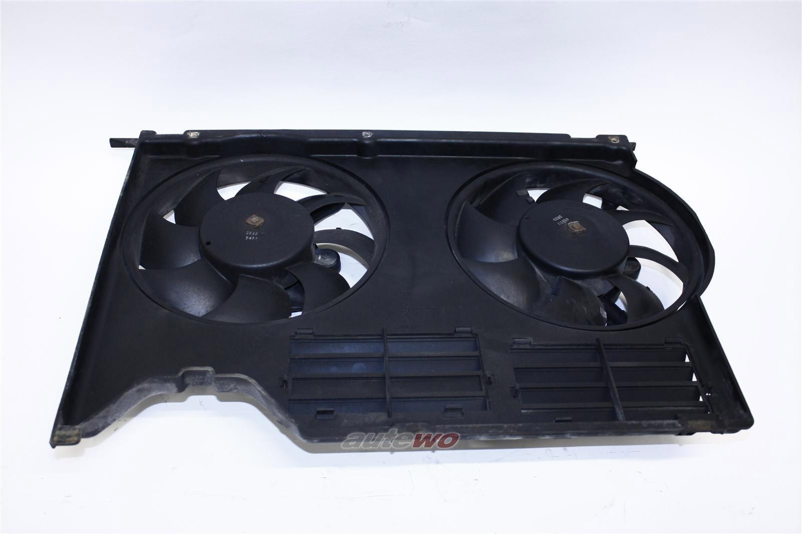 Audi 80 B4 2.6-2.8l Elektrolüfter + Lüfterring 893959455F & 893959455G & 8A01212