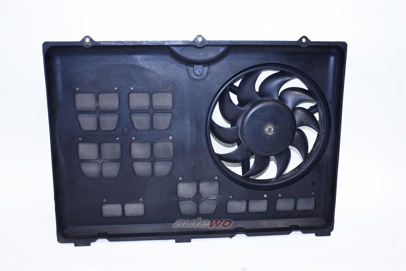 Audi 100/A6 C4 2.0.-2.8l Elektrolüfter + Lüfterring 4A0959455A & 4A0121207E